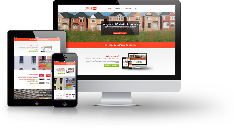 Launch of Focus Micro Systems New Website
