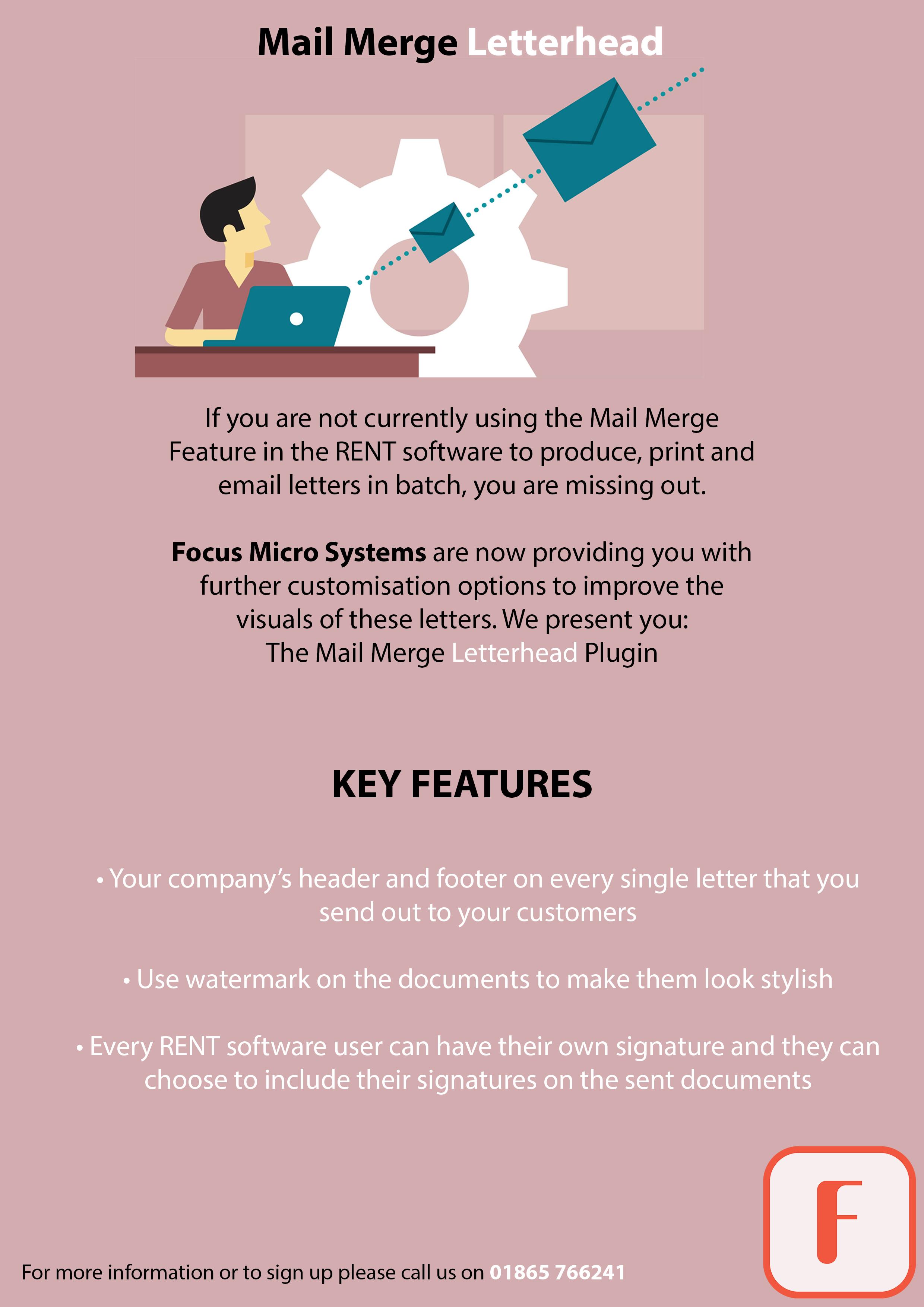 Mail Merge Letterhead