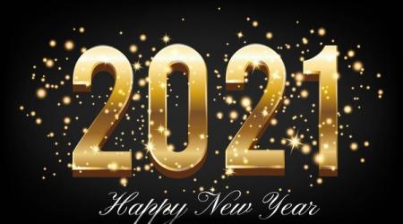 Wishing you a Happy, Healthy 2021