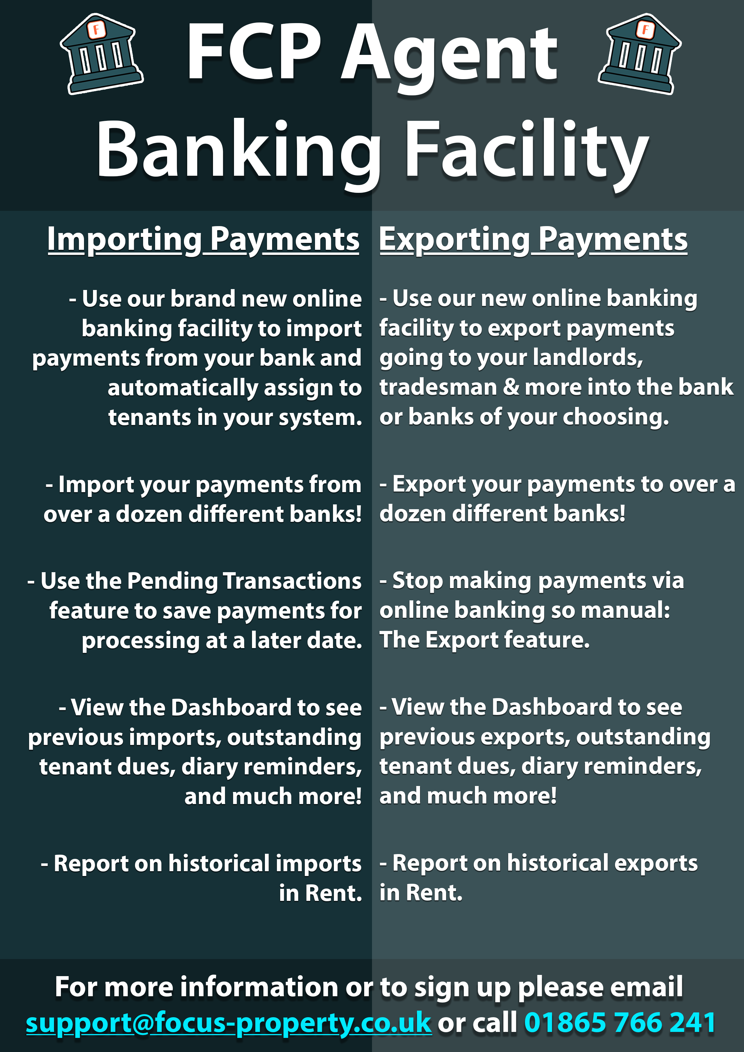 FCP Agent Banking Facility